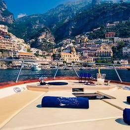 Sea Living - Tour in barca da Positano ad Amalfi per piccoli gruppi