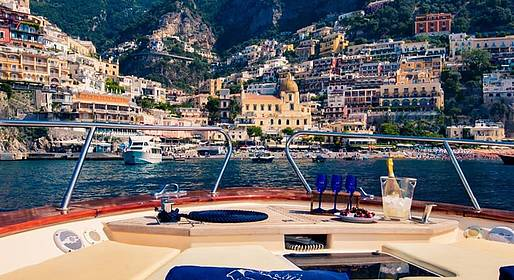 Sea Living - Amalfi: tour in barca da Positano (piccoli gruppi)