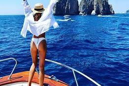 Tour privato in barca da Positano a Capri (4 ore)