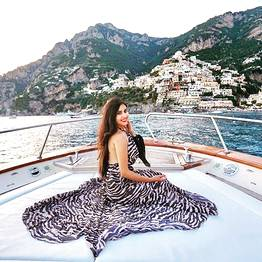 Sea Living - Private Boat Tour: Positano to the Amalfi Coast (8 Hrs)