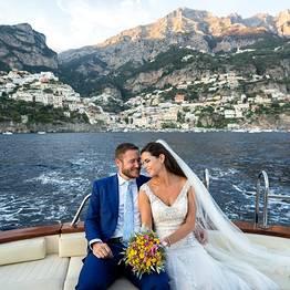 Sea Living - Tour privato in barca con fotografo Wedding moments