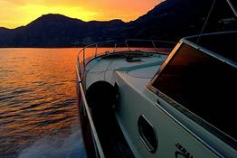 Private Boat Transfer between Positano and Salerno