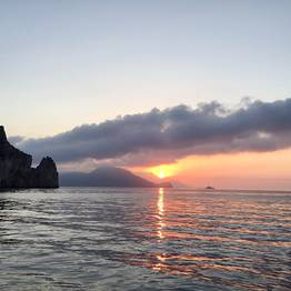 Nesea Capri Tour - Sunrise boat tour in Capri