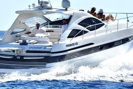 Pershing 43 Yacht
