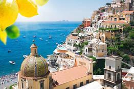 Lemon tour + ceramiche a Positano: tour privato