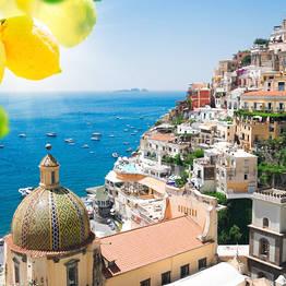 Star Cars - Lemon tour + ceramiche a Positano: tour privato
