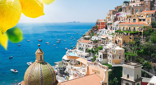 Star Cars - Lemon tour + ceramiche a Positano: tour privato