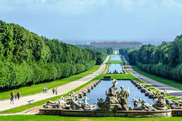 Private Transfer to the Caserta Royal Palace