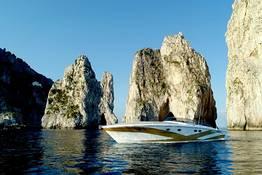 Exclusive Cruise via Tornado 50 Yacht