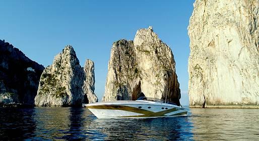 Capri Boat Service - Tour privato su esclusivo Tornado 50