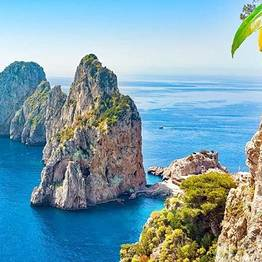 Charter System  - CAPRI ISLAND TOUR- ALL'INCLUSIVE