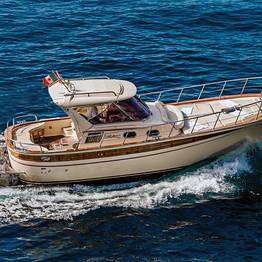 Capri Blue Boats -  Capri tours with Fratelli Aprea 32 ft