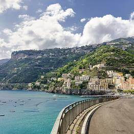 Positano Scooter - Scooter Rental on the Amalfi Coast for 2 and more days