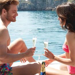 Positano Luxury Boats  - Aperitivo con Champagne