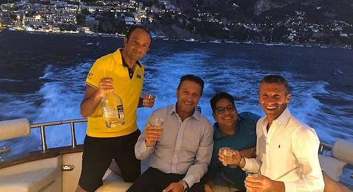 Positano Luxury Boats  - Dinner Experience: tour in barca con cena
