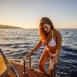 Positano Luxury Boats  - Tramonto ai Li Galli