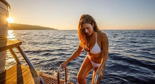 Positano Luxury Boats  - Aperitivo in barca in Costiera + cena a Nerano