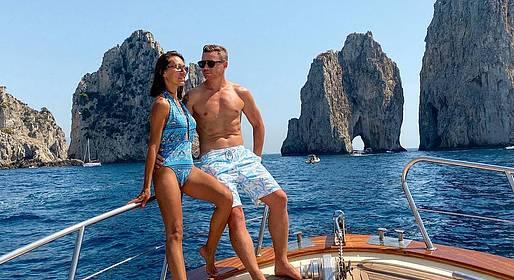 Positano Luxury Boats  - Proposta di matrimonio in barca al largo di Capri