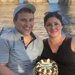Positano Luxury Boats  - Wedding Proposal at Sea off Capri