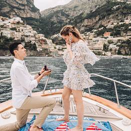 Charter System  -  Capri Luxury, Romantic Couple's Tour