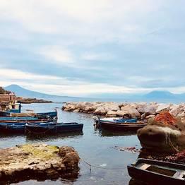 Gianni's Boat Naples - Marechiaro
