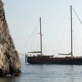 Plaghia Charter - A Full-Day Gulet Sail Off Capri with Lunch On Board