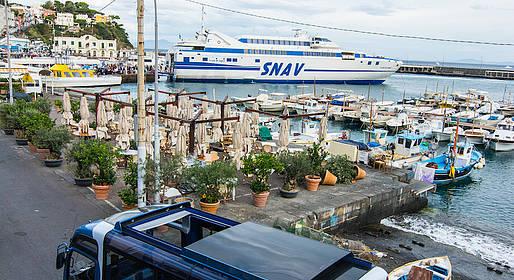 Staiano Tour Capri - Bus Navetta: Porto - Anacapri/Capri o viceversa