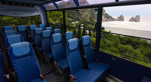 Staiano Tour Capri - Navetta: Porto di Capri - Piazzetta o Anacapri