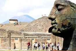 Private guided Half-Day Pompeii Tour from Sorrento