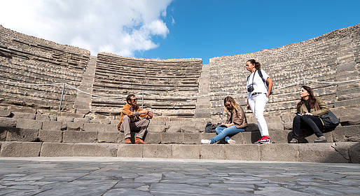 Buyourtour - Private guided Half-Day Pompeii Tour from Sorrento