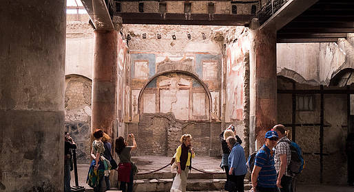 Buyourtour - Private Half-Day Herculaneum Driving Tour from Sorrento