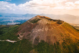 Guided Half-Day Mt. Vesuvius Tour from Sorrento