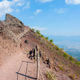 Buyourtour - Mt.Vesuvius Private Tour 4h from Sorrento-Driver+Guide