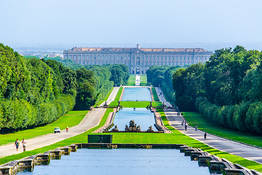 Royal Palace of Caserta Driving Tour from Sorrento