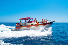 Capri, tour in barca da Napoli (piccoli gruppi)