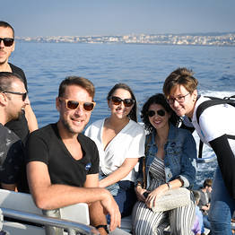 HP Travel - Capri Boat Tour with Stop to Swim!
