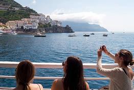 Tour in barca in Costiera Amalfitana (piccoli gruppi)