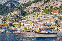 Amalfi Coast Boat Tour from Naples - Small Group