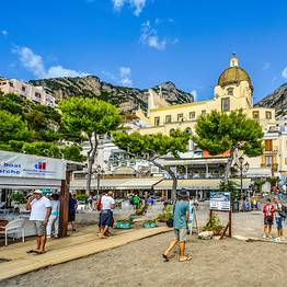 Buyourtour - Amalfi Coast Boat Tour from Naples - small group
