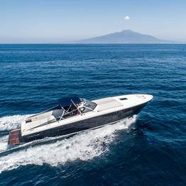 Charter System  - Capri Private Speedboat Tour