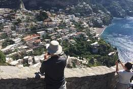 Amalfi Coast Private Tour with Mercedes
