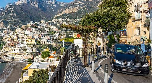 Buyourtour - Amalfi Coast Private Tour with Mercedes