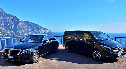 Eurolimo - Private Transfer Naples - Positano or Vice Versa