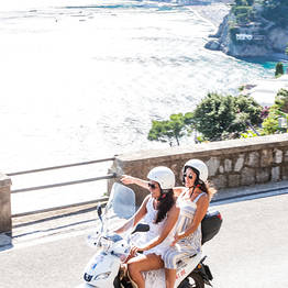 Bike sharing Sorrento - Scooter or Vespa Rental in Sorrento