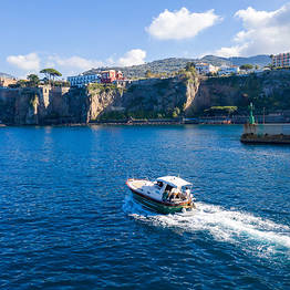 Buyourtour - Sorrento Coast by Boat - Small Group