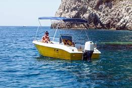 Boat Rental in Capri, without skipper