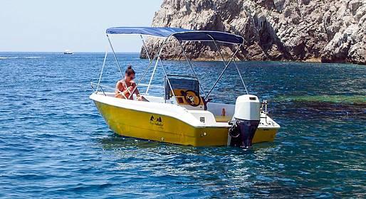 Capri Whales - Boat Rental in Capri, without skipper