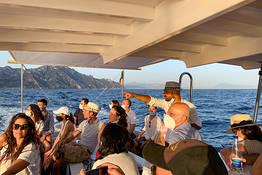 Costiera Amalfitana: tour guidato in barca