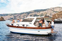 Private Boat Tour from Sorrento to Ischia & Procida