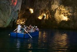Emerald Grotto Boat Tour